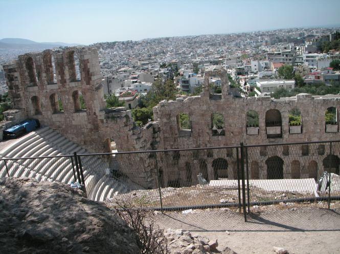 Teatro de Heródes Ático