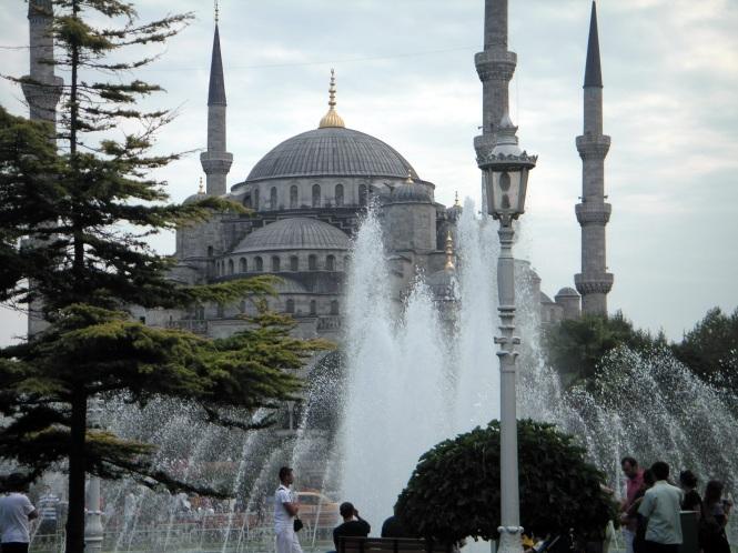 La Mézquita Azul