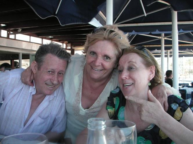Juan, Irene y Josefina