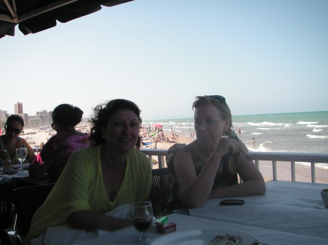 Josefina y yo
