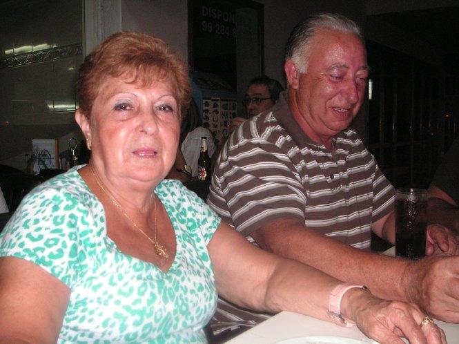 Mi mamá y Luis