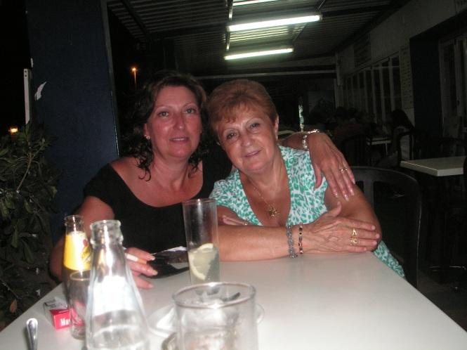 Mi mamá y yo